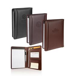 Italian Tuscan Leather Business Junior Padfolio Portfolio Or