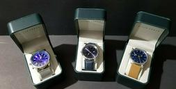 Perry Ellis Watches: Brand New With Gift Box: 3 Styles Avail